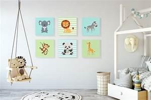 Tierbilder Für Kinderzimmer : leinw nde f rs kinderzimmer geschenkideen fotogeschenke blog von smartphoto ~ Sanjose-hotels-ca.com Haus und Dekorationen