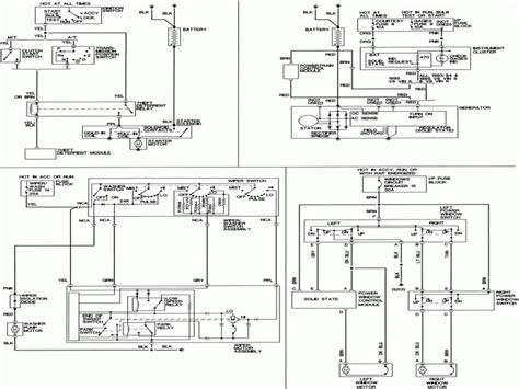 1994 Chevy Camaro Wiring Diagram by 1994 Chevy Camaro Steering Column Diagram Wiring Forums