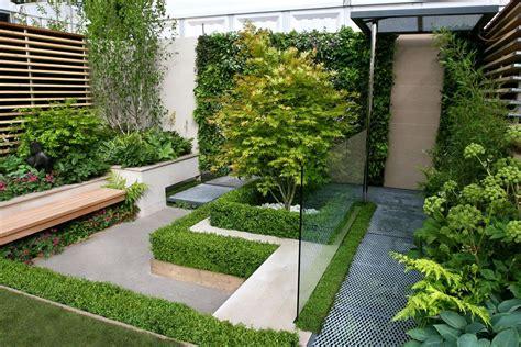 modern nature design een moderne luxe kleine tuin tuintuin