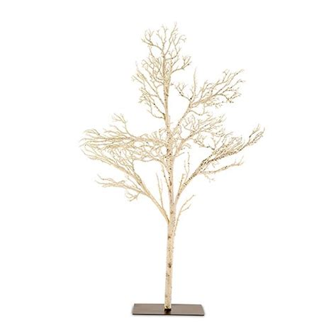 table top birch tree artificial birch tree centerpiece the knot shop