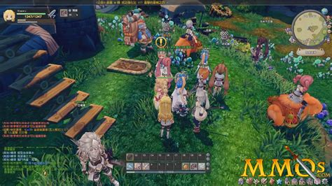 Saga Is A Free To Play Anime Mmo Mmorpg In World Devastated By War Between Two Preternatural Which Has Saga Review Mmos