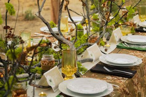 Hochzeitsdeko Im Herbst Oder 'alles Selbst Gesammelt