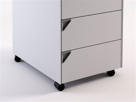 Office Drawers On Wheels by Joint Office Chest Of Drawers On Wheels With 3 Drawers