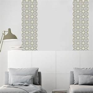 Papier Peint Carreau Ciment : papier peint carreaux de ciment simone ~ Melissatoandfro.com Idées de Décoration
