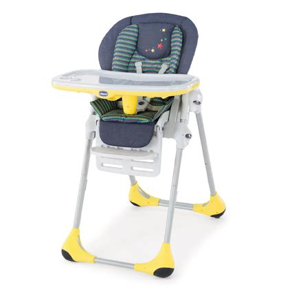 Chicco High Chair Polly 2 In 1 by Chicco Highchair Polly 2 In 1 Buy At Kidsroom Living