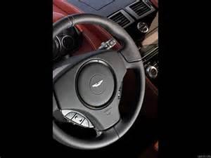Aston Martin Dbs Lightning Silver 2009 Steering Wheel