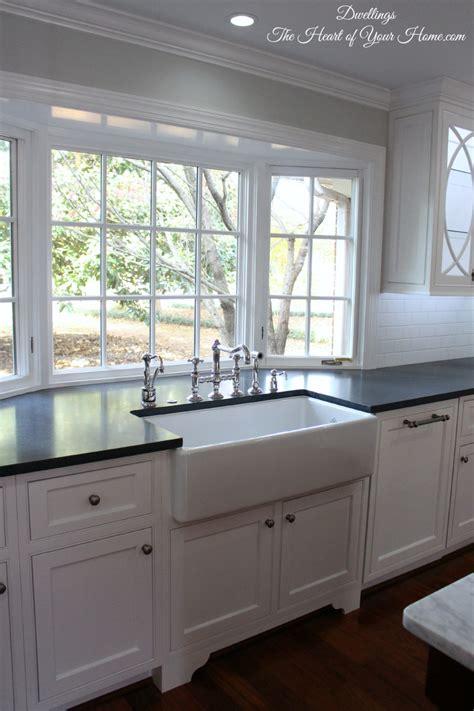 kitchen tour our new farmhouse style kitchen dwellings