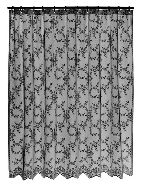 lace shower curtains yorkshire sheer shower curtain heritage lace lace curtains
