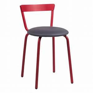chaise de cuisine moderne de fabrication francaise xoxo With fabricant de chaises de cuisine