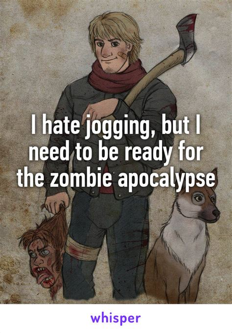 zombie apocalypse ways prepared ready