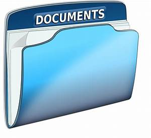 free vector graphic documents folder office text With documents folder logo