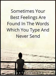 17 Best images ... Endless Feelings Quotes