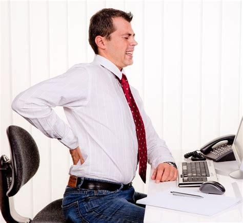 mal de dos au bureau mal de dos siège de l absentéisme