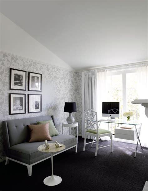 bureau dans salon 12 idées déco insolites pour un petit bureau chez soi