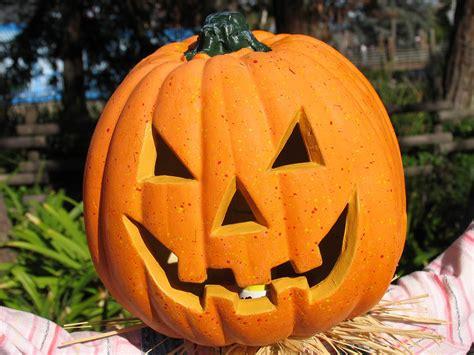 Pumpkin Man Halloween Face  Pumpkin Man