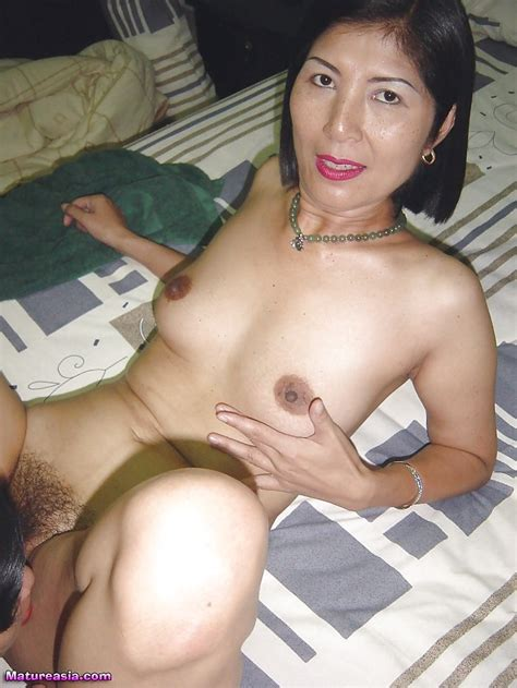 An Asian Mature And Asian Granny Going At It 15 Pics