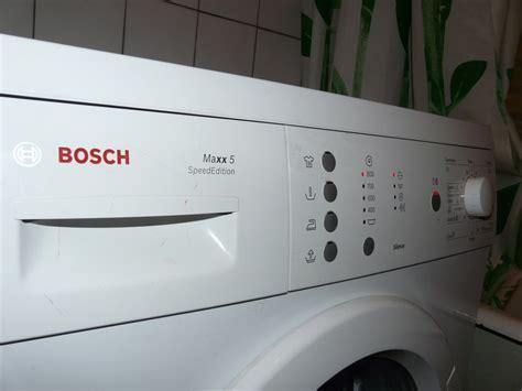 Кризис. Самостоятельный ремонт стиральной машины. Замена подшипников машины Bosch Maxx 5