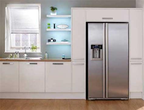 cuisine frigo americain frigo americain dans cuisine equipee cuisine quip e