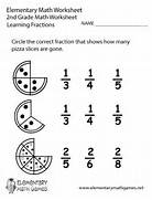 2nd Grade Free Printable Math Worksheets For 2nd Grade Free Printable Fraction Math Worksheets Learn Fraction Worksheets Grade 3 Fractions And Decimals Worksheets Free Printable K5 Worksheet For Maths Grade 2 As Well As Worksheet Piecewise Functions