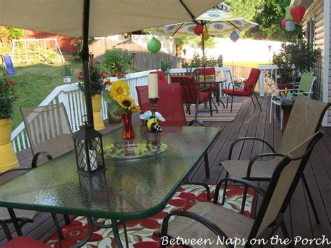 how to decorate my patio decorate your deck for summer parties and cookouts