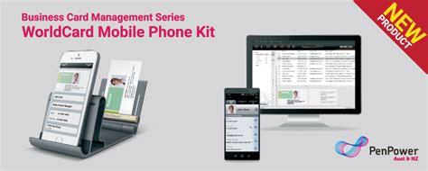 Penpower's Worldcard Mobile Phone Kit