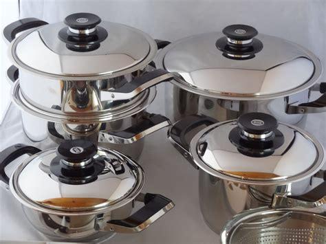 amc cuisine amc ensemble des casseroles 12 teilig secuquick pots de