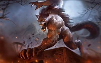 Scary Beast Very Wallpapers Horror Fantasy Scariest