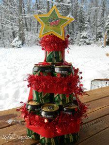 beer pop  christmas tree gift joyful daisy
