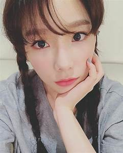 Check out the cute selfies from SNSD's TaeYeon - Wonderful ...