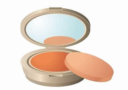 Makeup Clipart Clip Cartoon Transparent Eye Palette