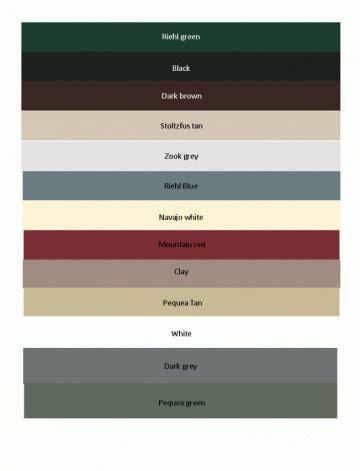 color options raber portable storage barns