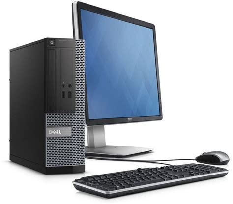 ordinateur de bureau i3 ordinateur de bureau dell optiplex 3020 sff ecran dell