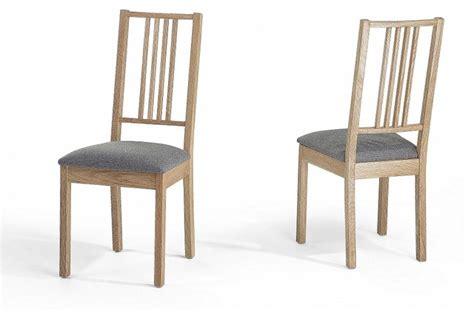 chaise pour salle à manger chaise de salle a manger en tissu