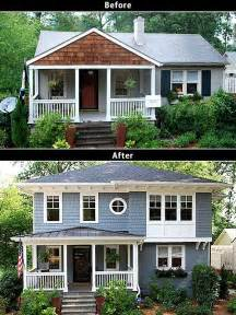 Stunning Adding A Second Story To A Ranch House Photos by Before And After Pictures Of Ranch Second Story Additions