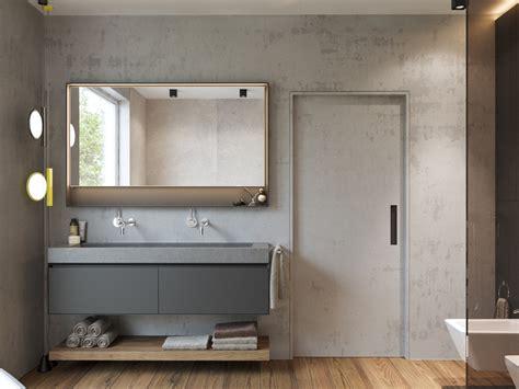 Double Sink Bathroom Vanities-luxury Fashion Italy