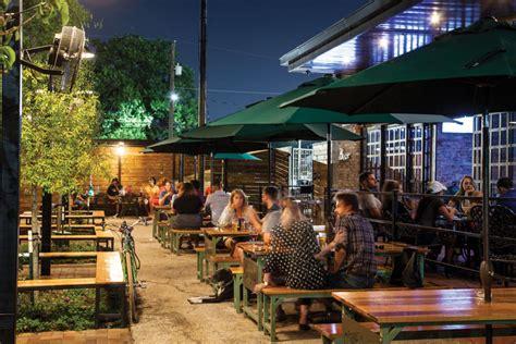 Welcome To The Neighborhood, Heights Bier Garten And King