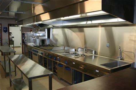 materiel de cuisine professionnel pour particulier comptoir bar vitrine cuisine inox fci pro