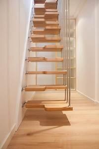 Escalier à Pas Japonais : pas japonais suspendu moderne escalier marseille ~ Dailycaller-alerts.com Idées de Décoration