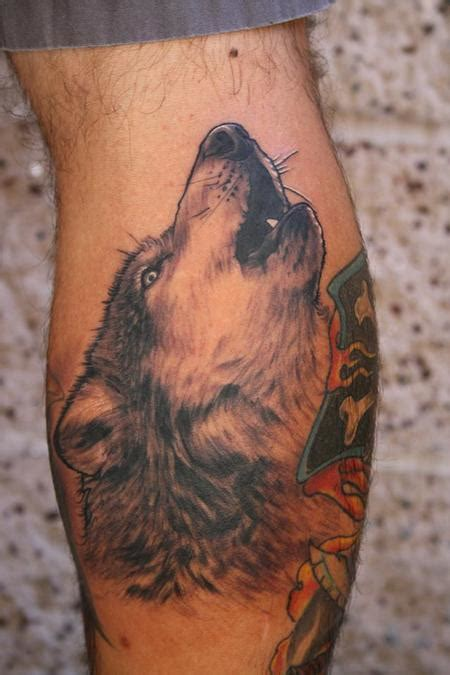 jeff norton tattoos body part calf tattoos page