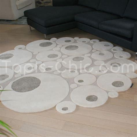 tapis rond  idees de decoration interieure french decor
