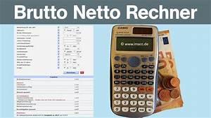 Netto Lohn Berechnen : 6 tipps zu mehr nettolohn nettolohnrechner brutto netto rechner 2018 ~ Themetempest.com Abrechnung