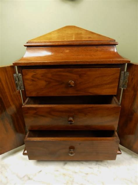 antique humidor cabinet for sale 19th c walnut cabinet humidor 462896 sellingantiques