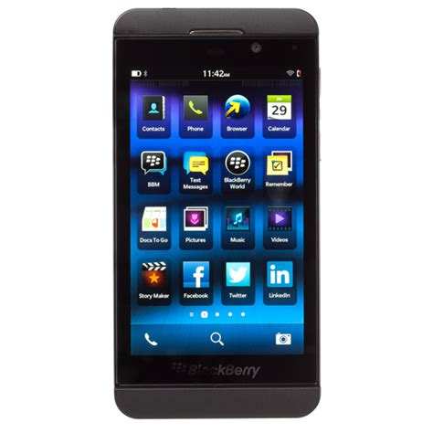 blackberry s z10 it s all about the keyboard knowledge wharton