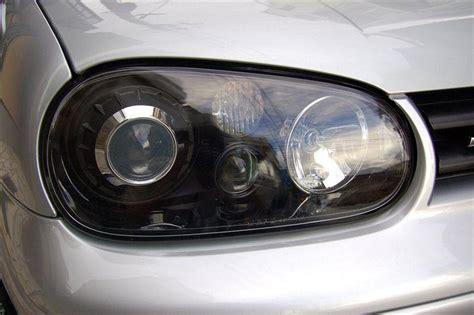 golf 4 xenon scheinwerfer scheinwerfer r 220 ckleuchten klarglas vw golf iv 4 schwarz ebay