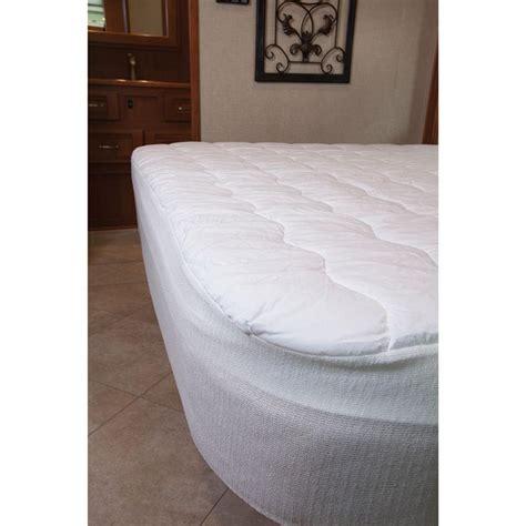 rv king mattress home comfort mattress pad rv king