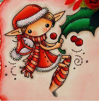 Fairy Christmas Wallpapers Desktop Newer