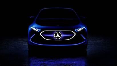 Mercedes Benz Eq Concept Cars Motor Electric