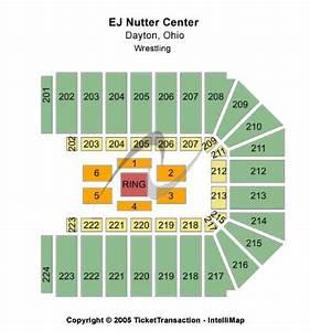 Ej Nutter Center Tickets And Ej Nutter Center Seating