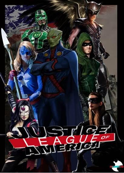 Justice League America 52 Deviantart Arkhamnatic