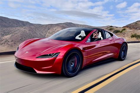 2020 Tesla Roadster by New 2020 Second Generation Tesla Roadster Hits The Road